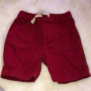 Levi's cargo baby boy shorts